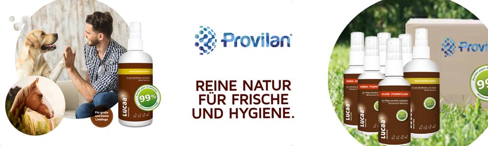 Tierärzte empfehlen Provilan